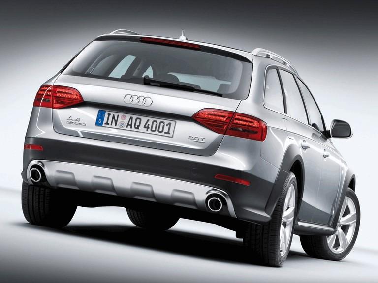 2009 Audi A4 Allroad quattro 502871