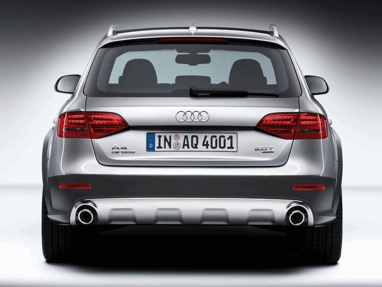2009 Audi A4 Allroad quattro 502873