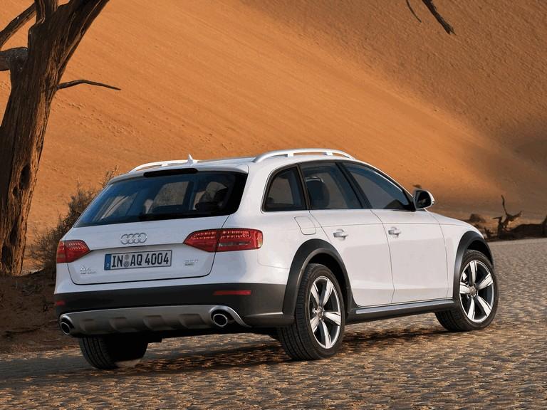 2009 Audi A4 Allroad quattro 502877