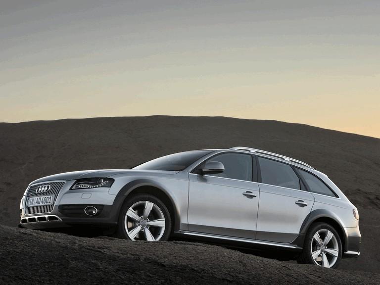 2009 Audi A4 Allroad quattro 502880