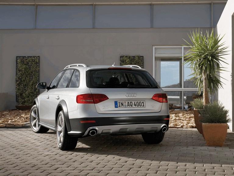2009 Audi A4 Allroad quattro 502881