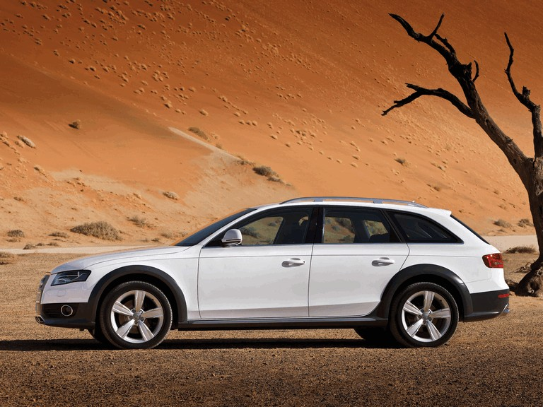 2009 Audi A4 Allroad quattro 502883