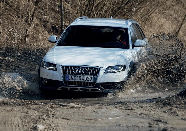 2009 Audi A4 Allroad quattro 502889