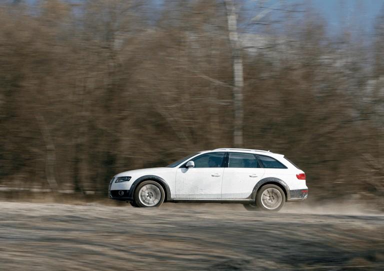 2009 Audi A4 Allroad quattro 502891