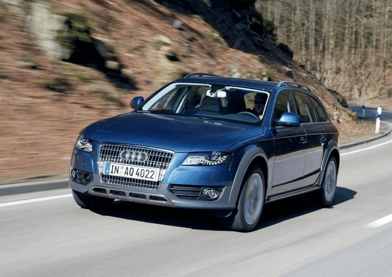 2009 Audi A4 Allroad quattro 502895