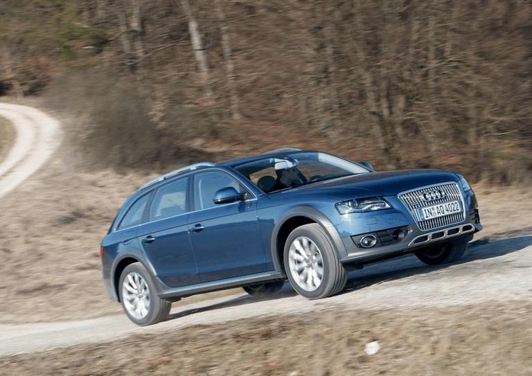 2009 Audi A4 Allroad quattro 502896