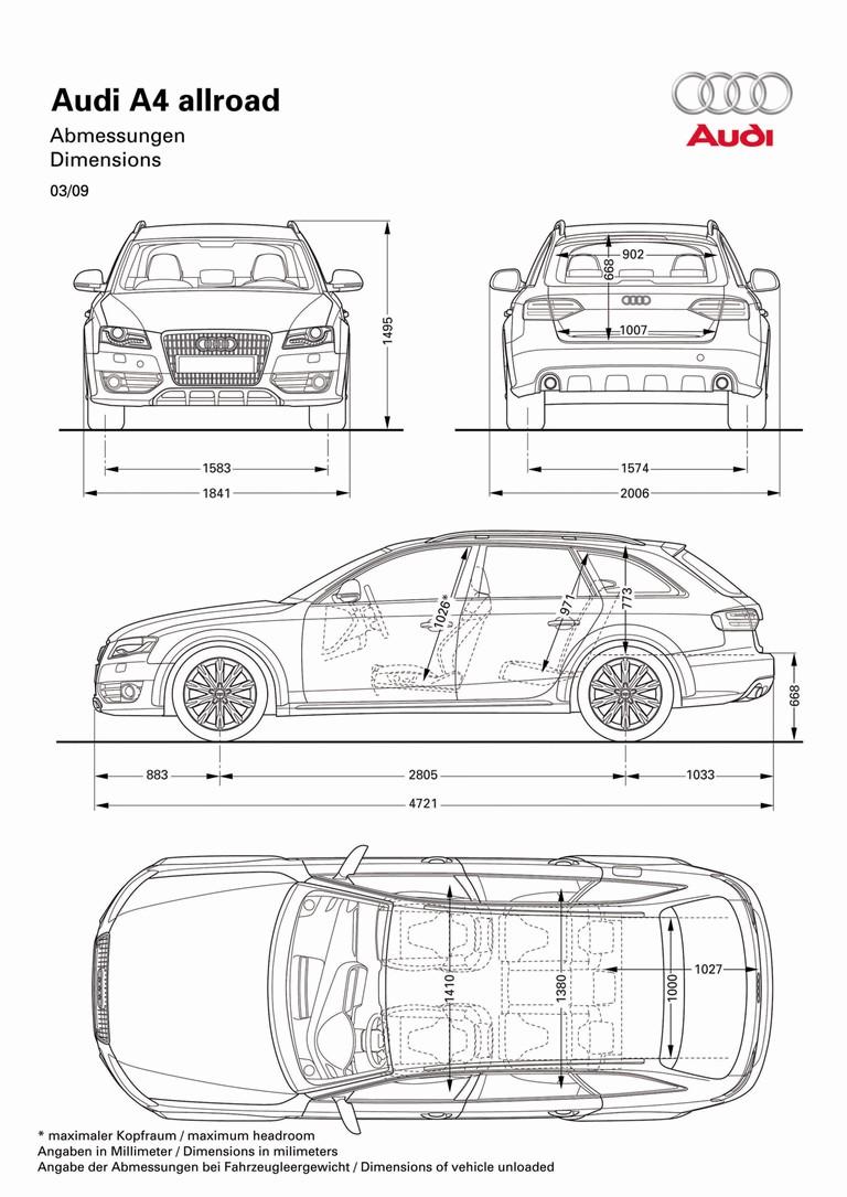 2009 Audi A4 Allroad quattro 502908