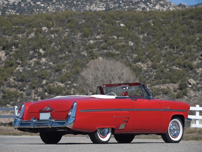 1953 Mercury Monterey convertible 251080
