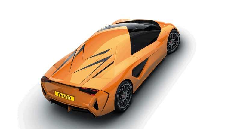 2009 Italdesign Frazer-Nash Namir concept 251091