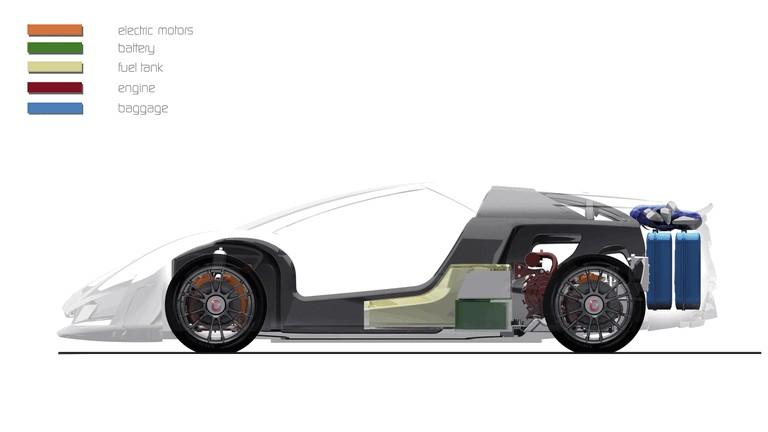 2009 Italdesign Frazer-Nash Namir concept 251099