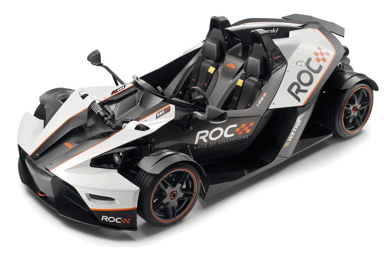 2009 KTM X-Bow Race of Champions 251271