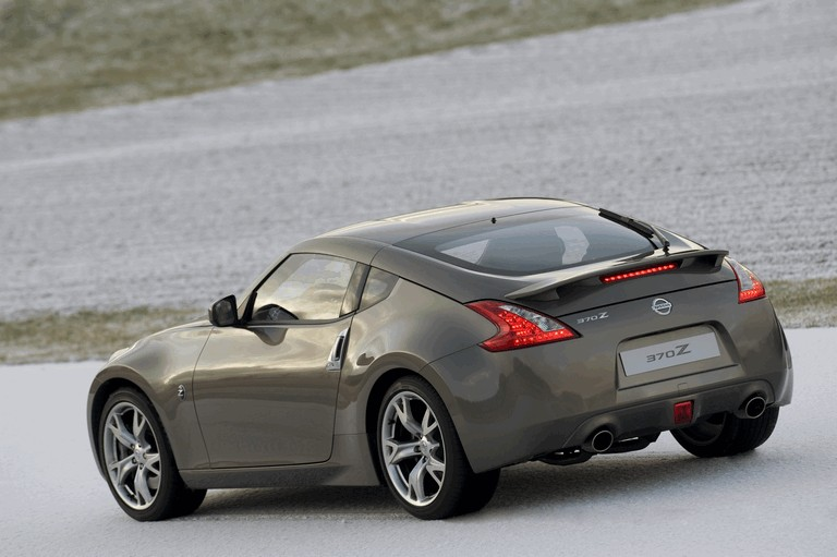 2009 Nissan 370Z 251530