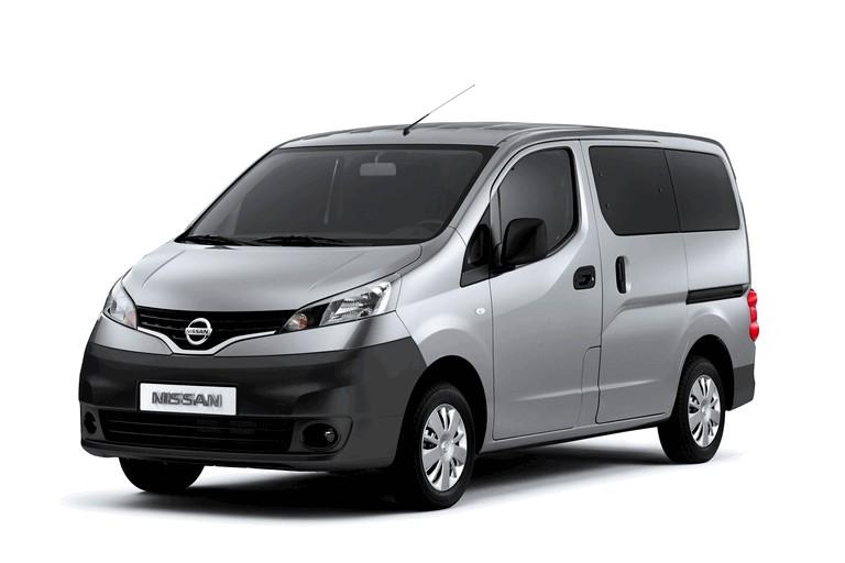 2009 Nissan NV200 251572