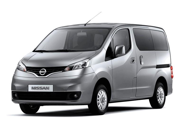2009 Nissan NV200 251574