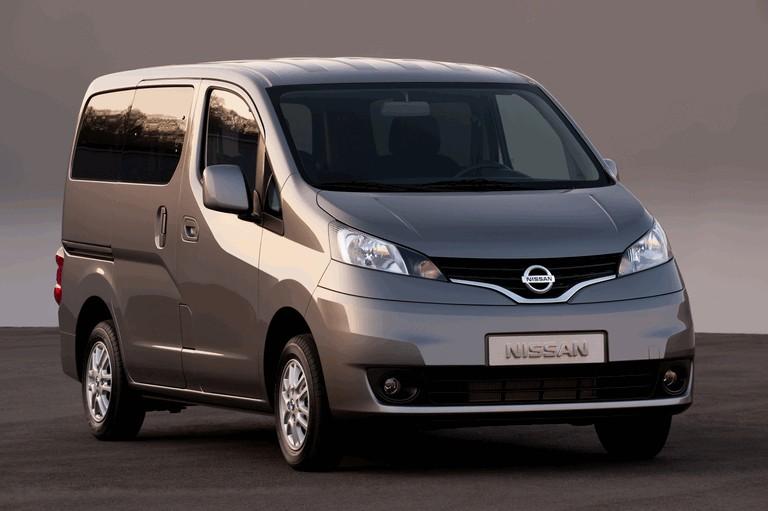 2009 Nissan NV200 251578