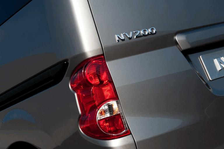 2009 Nissan NV200 251580