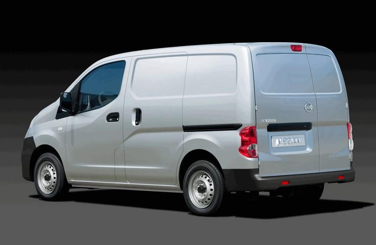 2009 Nissan NV200 251581