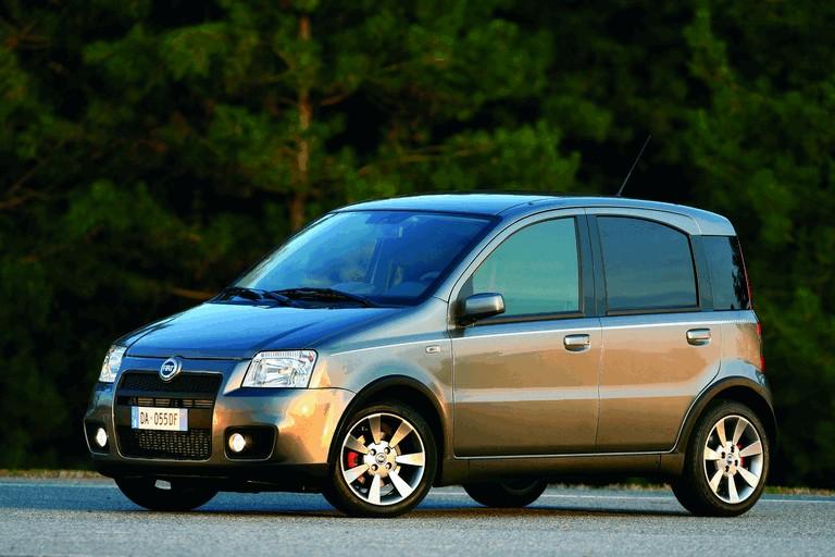 2006 Fiat Panda 100HP 252028