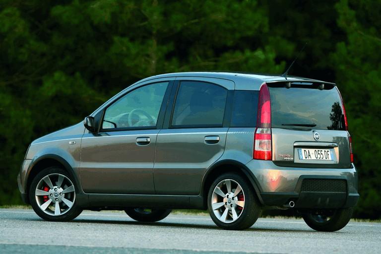 2006 Fiat Panda 100HP 252029