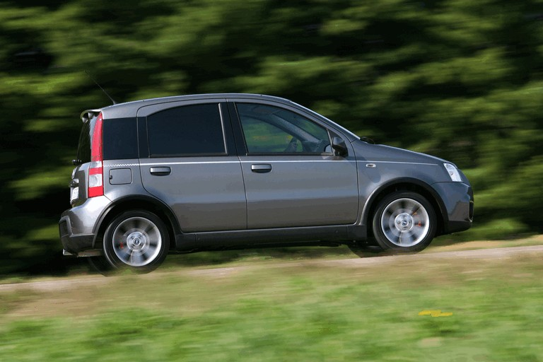 2006 Fiat Panda 100HP 252032