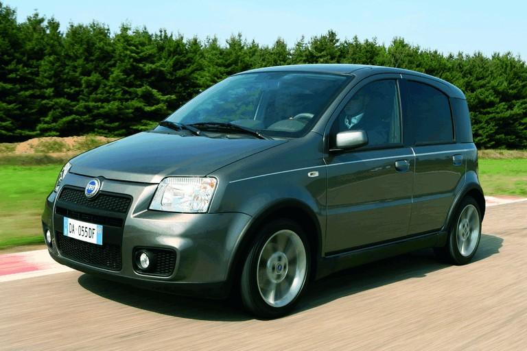 2006 Fiat Panda 100HP 252036