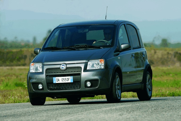 2006 Fiat Panda 100HP 252037