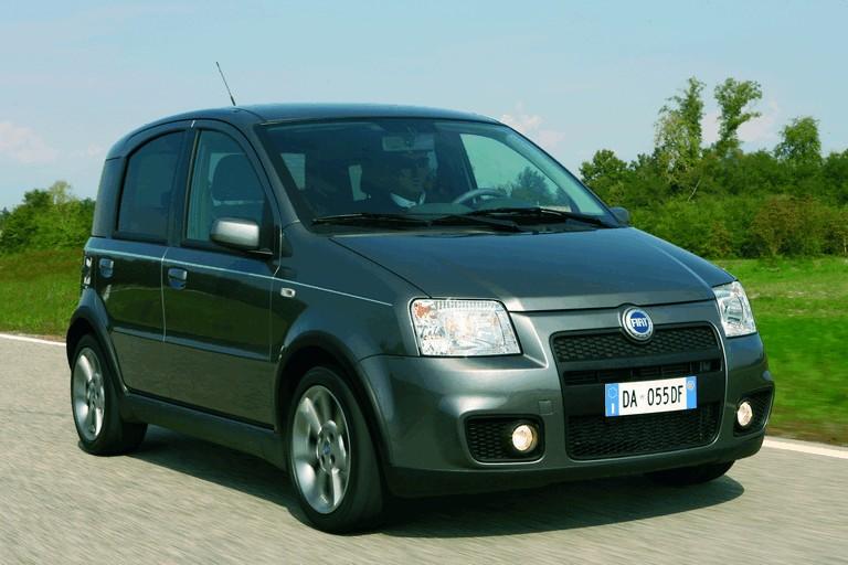 2006 Fiat Panda 100HP 252038