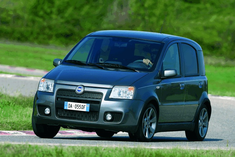 2006 Fiat Panda 100HP 252039