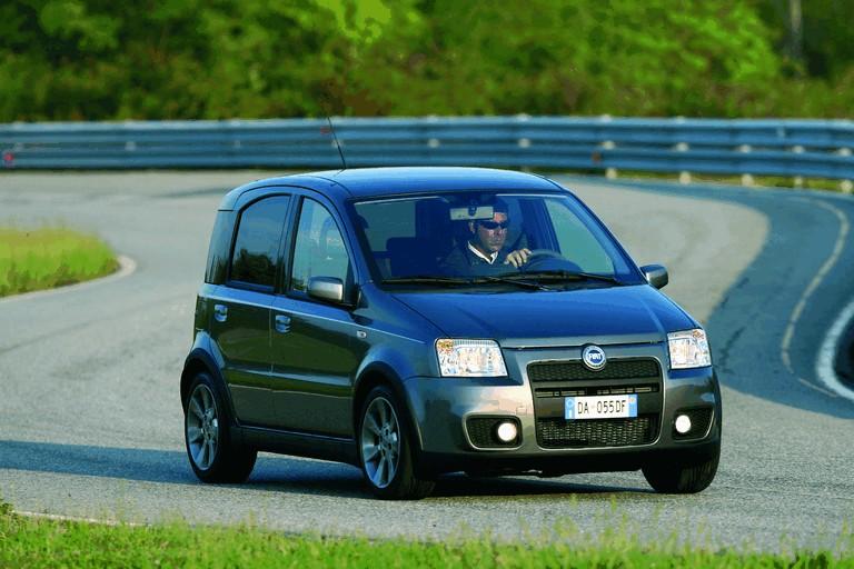 2006 Fiat Panda 100HP 252041