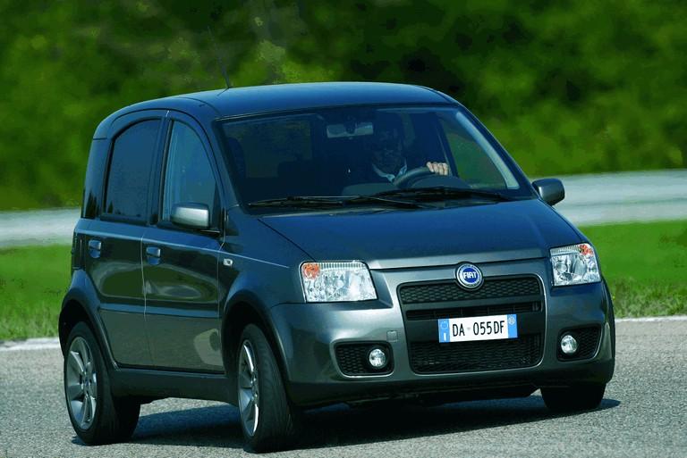 2006 Fiat Panda 100HP 252042