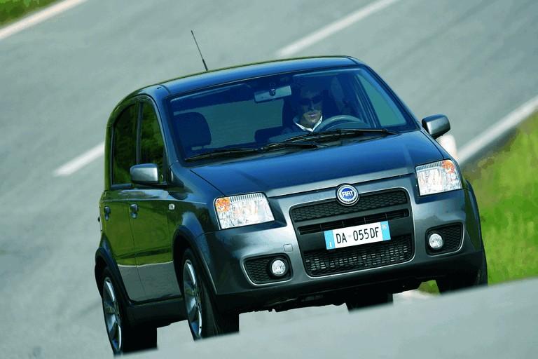 2006 Fiat Panda 100HP 252043