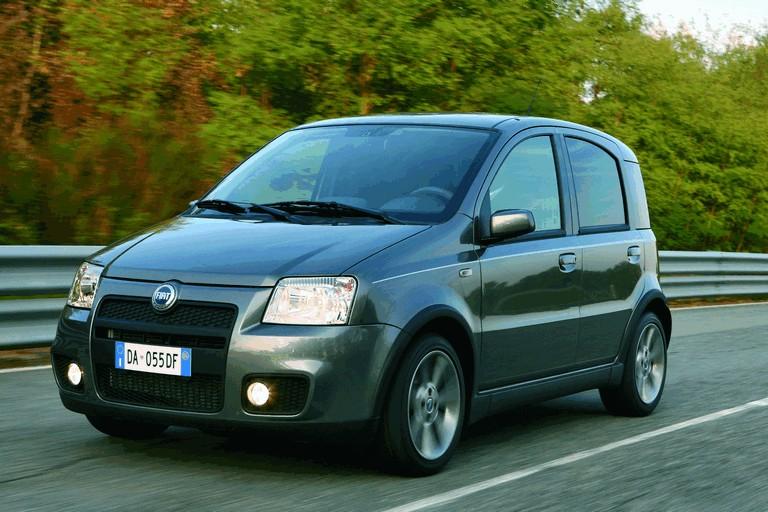 2006 Fiat Panda 100HP 252044