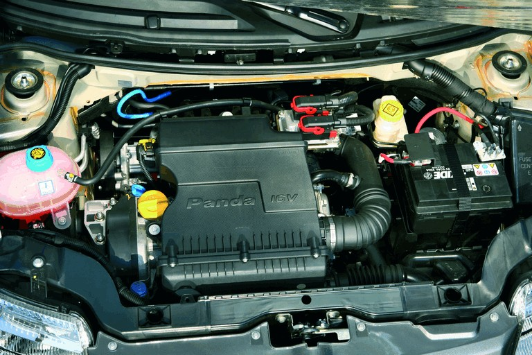 2006 Fiat Panda 100HP 252049