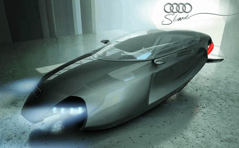 2009 Audi Shark concept 252217