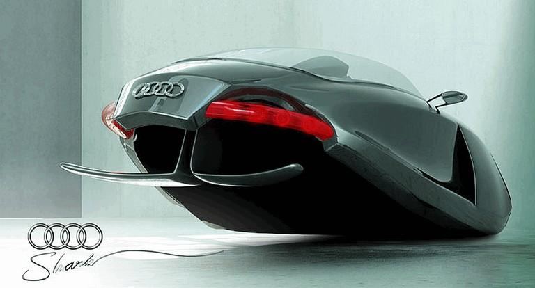 2009 Audi Shark concept 252219