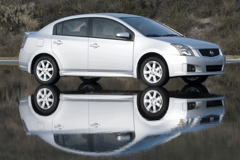 2009 Nissan Sentra SR 252458