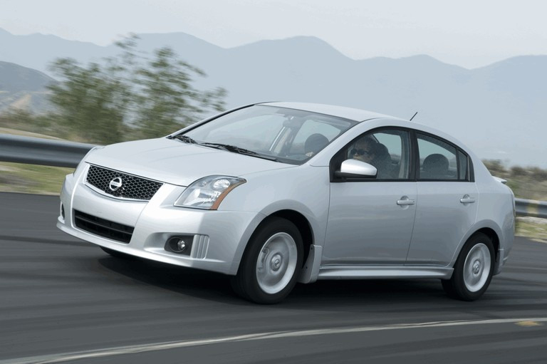 2009 Nissan Sentra SR 252470