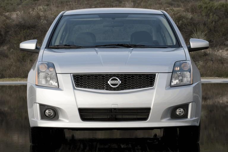 2009 Nissan Sentra SR 252475