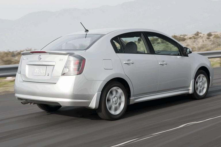 2009 Nissan Sentra SR 252478