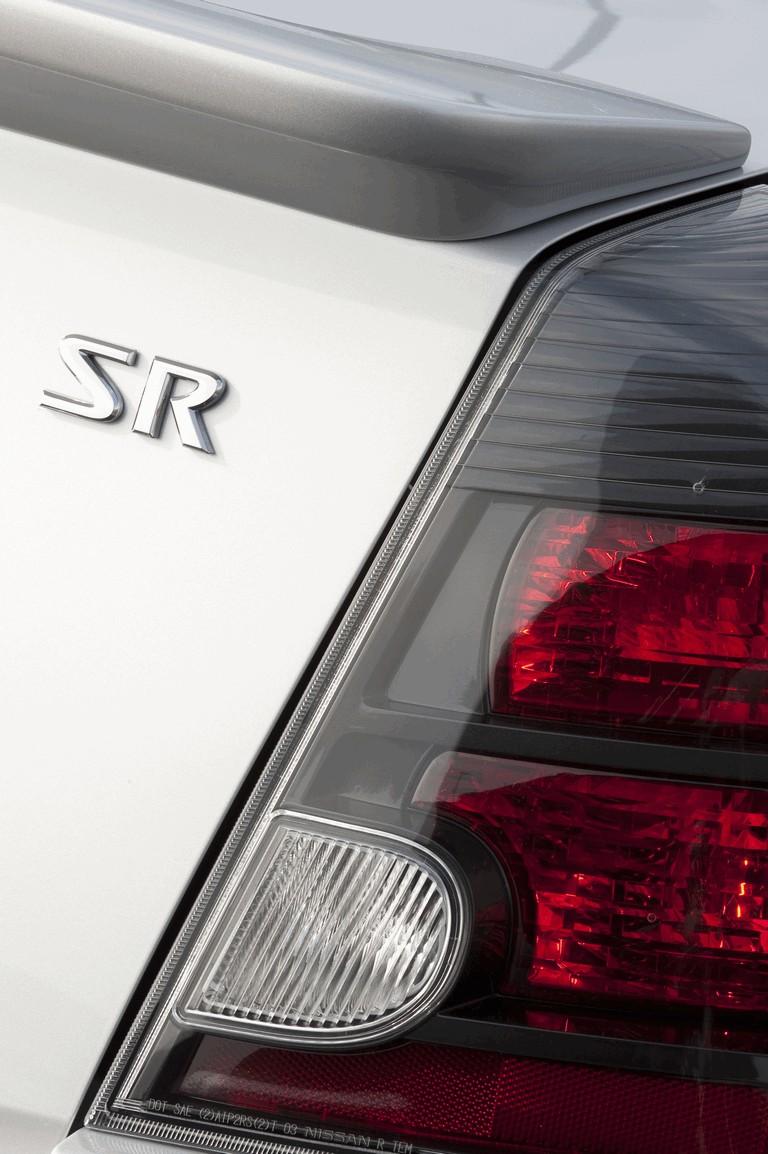 2009 Nissan Sentra SR 252479