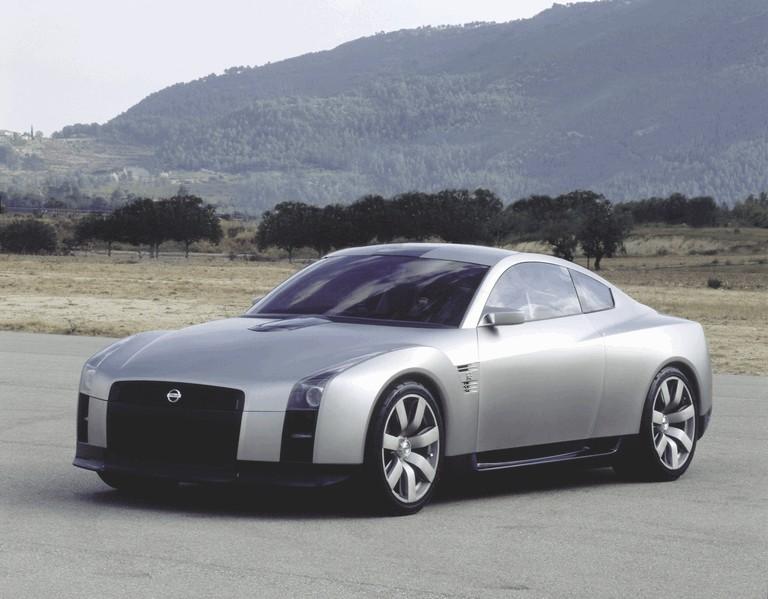 2002 Nissan GT-R concept 317678