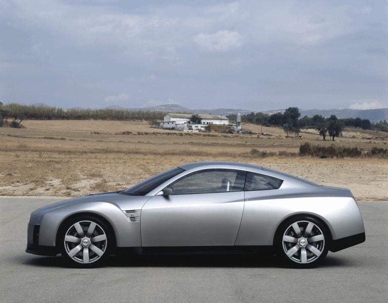 2002 Nissan GT-R concept 317679