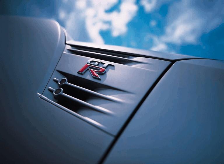 2002 Nissan GT-R concept 317685