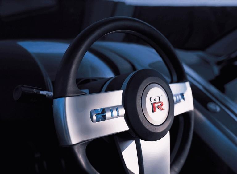2002 Nissan GT-R concept 317689