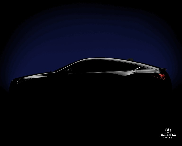 2009 Acura Crossover - teasers 252741