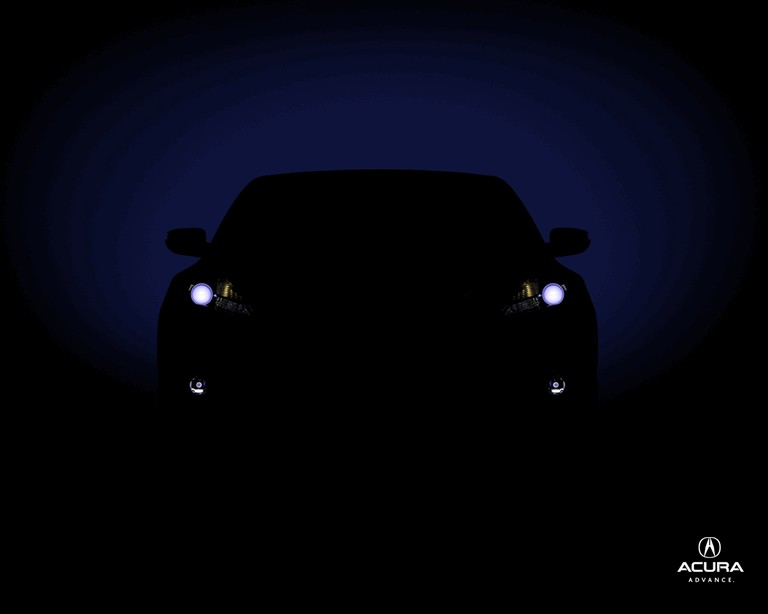 2009 Acura Crossover - teasers 252743