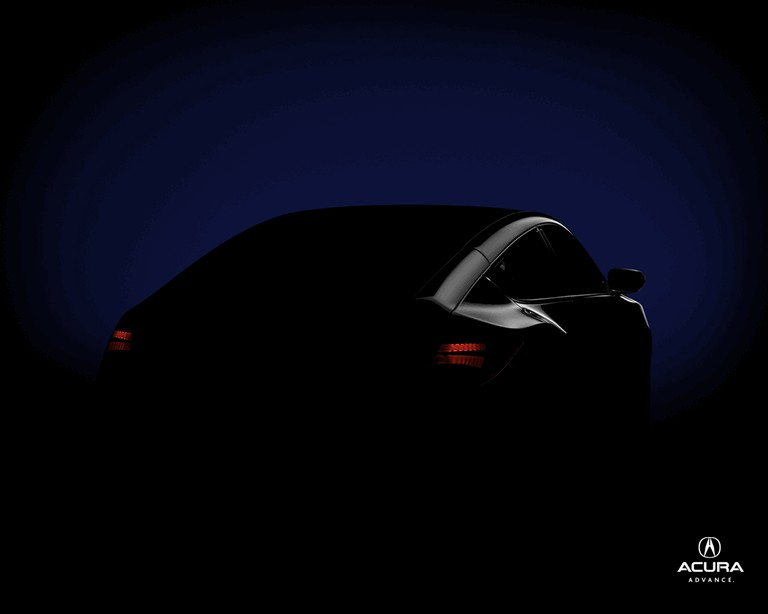 2009 Acura Crossover - teasers 252744