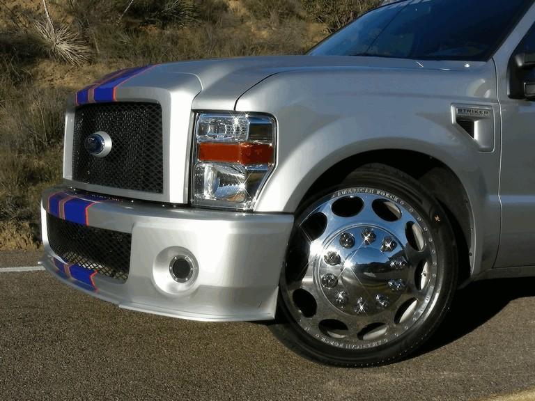 2009 Ford F-350 Striker by Hulst Customs 252750