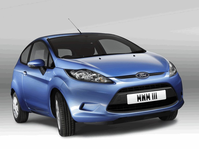 2008 Ford Fiesta ECOnetic 253126