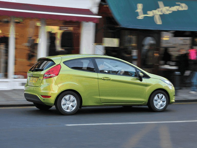 2008 Ford Fiesta ECOnetic 253138